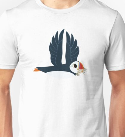 Mama - Flying with Fish Unisex T-Shirt