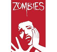 Zombies!!! Photographic Print