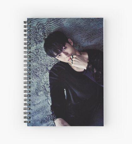 Hyungwon MonstaX stuck Spiral Notebook