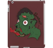 Brains?? iPad Case/Skin