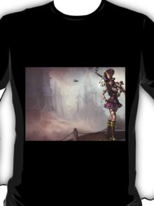 LOL League of Legends Caitlyn T-Shirt