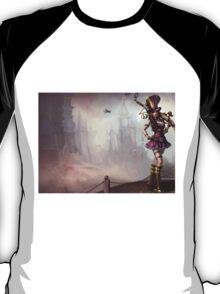 LOL League of Legends Caitlyn T-Shirt