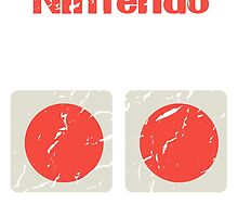 NES Controller Buttons by KendosGraphics