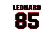NFL Player Leonard Hankerson eightyfive 85 Photographic Print
