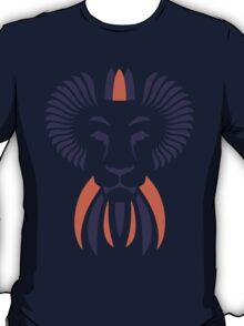 Lion Haze - Two Color King T-Shirt