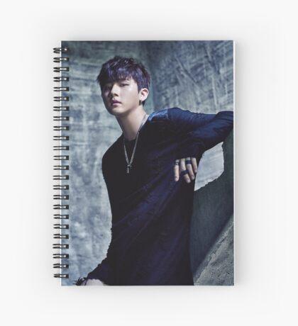 IM MonstaX Stuck Spiral Notebook