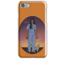 Dr. Namid Rivers iPhone Case/Skin