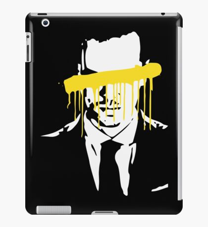 Sherlock - Moriarty iPad Case/Skin