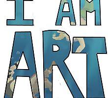 I AM ART - Caleo by aelita15