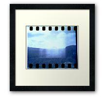 Lake of the Clouds Escarpment Framed Print