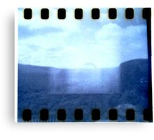 Lake of the Clouds Escarpment Canvas Print