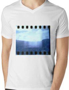 Lake of the Clouds Escarpment Mens V-Neck T-Shirt
