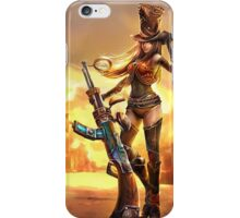 Caitlyn Sheriff Lol League of Legends iPhone Case/Skin