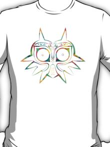Majora's Mask Lines Color T-Shirt