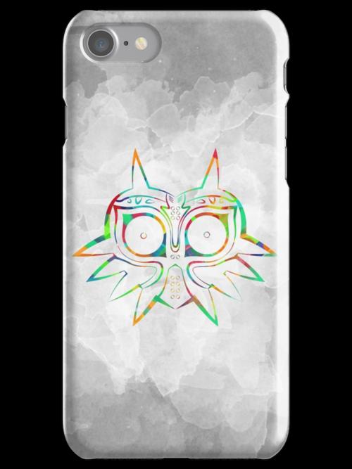 Majora's Mask Lines Color by cluper
