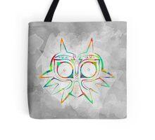 Majora's Mask Lines Color Tote Bag