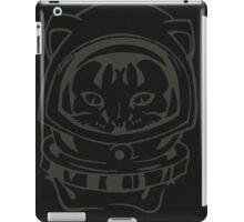 THE BLACK-OUT SPACE CAT SMARTPHONE CASE (Graffiti) iPad Case/Skin