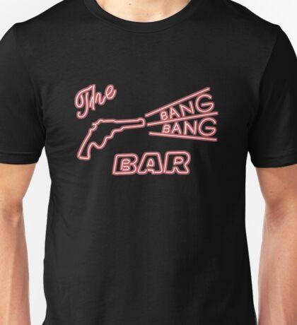 The Original BANG BANG BAR - Twin Peaks Unisex T-Shirt