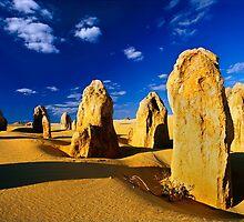 Pinnacles Desert, Nambung NP by Kevin McGennan