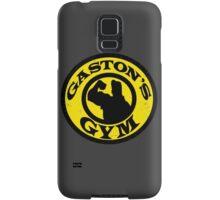 Gaston's Gym Samsung Galaxy Case/Skin