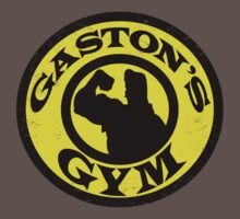 Gaston's Gym T-Shirt