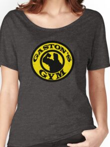 Gaston's Gym Women's Relaxed Fit T-Shirt