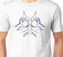 Majora's Mask Lines Color 3 Unisex T-Shirt