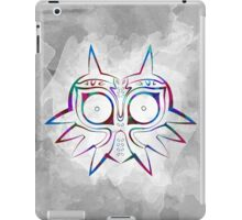 Majora's Mask Lines Color 3 iPad Case/Skin
