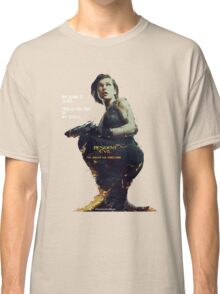 Resident Evil Alice Classic T-Shirt