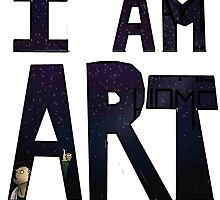 I AM ART -  Take Me Home by aelita15