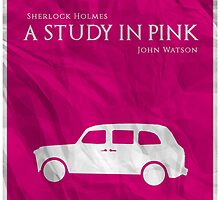 BBC Sherlock - A Study in Pink by consultingcat