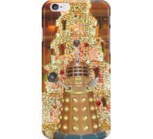 Dalek Christmas iPhone Case/Skin