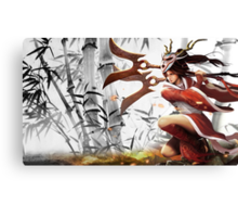 Lol Hero Akali League of Legends Canvas Print