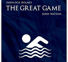 BBC Sherlock - The Great Game by consultingcat