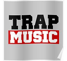 TRAP MUSIC - BASS PARTY Poster