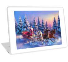 Happy New Year Three-Horses Laptop Skin