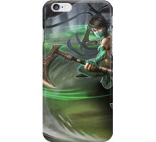 Lol Akali League of Legend iPhone Case/Skin