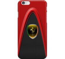 Ferrari lover ~ New Design [Scudetto #3] iPhone Case/Skin