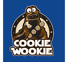 Cookie Wookie Photographic Print