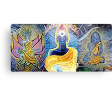 Ascended Masters • 2004 Canvas Print