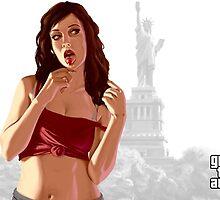 Sexy Theft  by Zack Kalimero