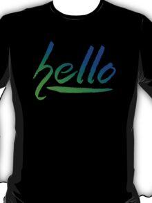 hello.. T-Shirt