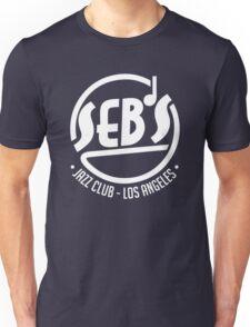 Seb's Jazz Club Inspired by La La Land Unisex T-Shirt