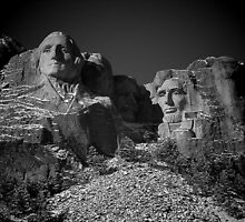Rushmore  by Ron Griggs