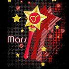 Mars Star Power by Elizabeth Escalera