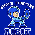 Super Fighting Robot by PengewApparel