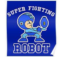 Super Fighting Robot Poster