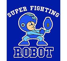 Super Fighting Robot Photographic Print