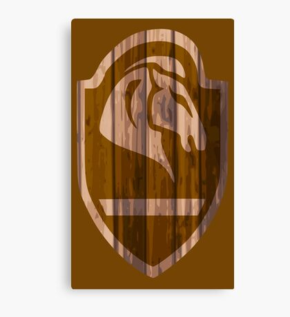 Whiterun Hold Shield Canvas Print