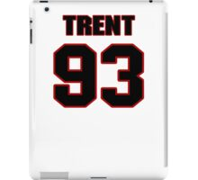 NFL Player Trent Murphy ninetythree 93 iPad Case/Skin